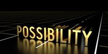 Possibility Concept, Road - 3D...