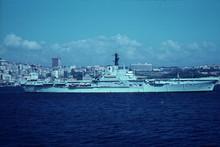 HMS Bulwark Dia Scan