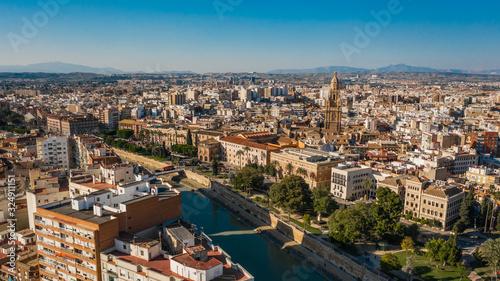 Cityscape of Murcia