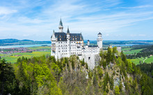 Neuschwanstein Castle (sleepin...