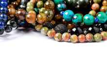 Different Natural Stone Beads ...