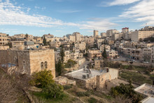 View Of Bethlehem In The Pales...