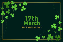 Happy St Patricks Day March Fe...