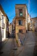 Ciudad histórica y monumental de Zamora en España