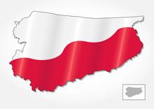 Map Of Poland Voivodeship Warm...