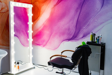 Beauty salon and hairdresser