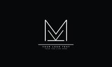 MK ,KM ,M ,K  Letter Logo Desi...