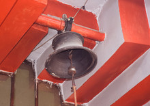 Bell Of A Hindu Temple Also Ca...