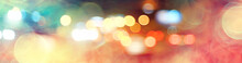 Blurred Abstract City / Bokeh ...