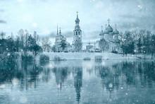 Landscape Orthodox Church Of V...