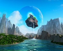 Island In The Sea, Big Floatin...