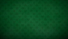 Poker Table Background In Gree...