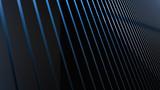 Fototapeta Perspektywa 3d - 3d rendering of Technology Network Background Concept
