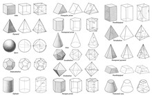 Geometry Shapes And Areas With...
