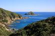 鹿児島県南大隅町 佐多岬半島の風景