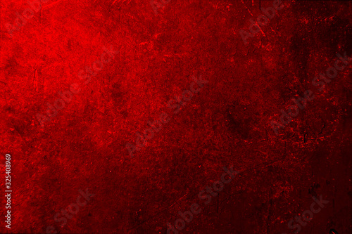 dark red grunge background - 325408969