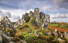 Roche Rock Ruins, Cornwall, UK