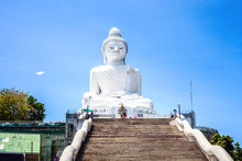 White Marble Statue Of Phuket ...
