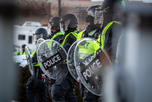 Police Riot Squad
