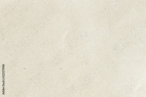 Fototapeta Cardboard sheet of paper, abstract texture background obraz