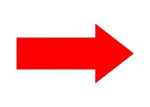 Red Arrow Left