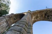 Knaresborough Railway Viaduct Yorkshire EnglandKnaresborough Railway Viaduct Yorkshire England