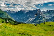Amazing Alpine View.