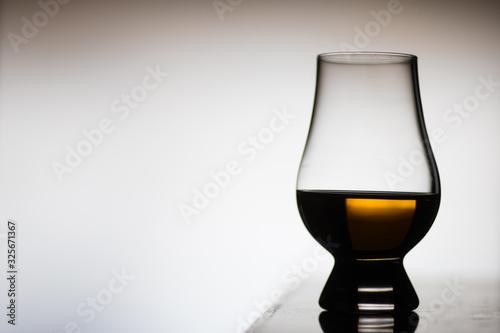 Glencairn whisky glass Canvas Print