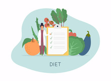 Healthy Food And Diet Planning...