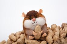 Handmade Artificial Chipmunk W...