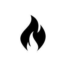 Fire Icon Vector. Fire Flame I...
