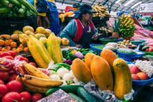 Traditional Ecuadorian Food Ma...