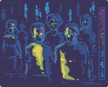 Pandemic Crowd Thermal Scanner...