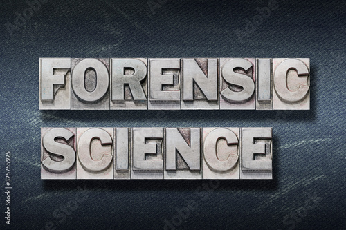 Photo forensic science den