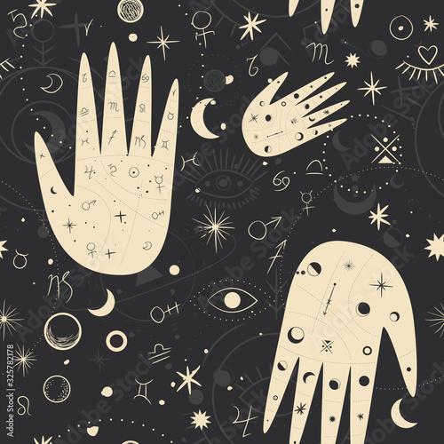 magic objects Принти на полотні
