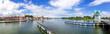 Panorama Kappeln an der Schlei, Deutschland