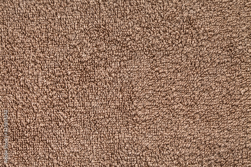 Terry-cloth texture Canvas Print