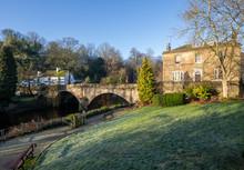 Knaresborough Yorkshire England