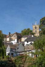 Knaresborough Yorkshire England Architecture