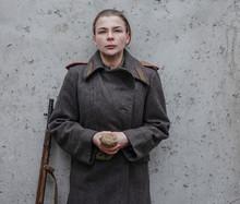 Woman Portrait Of World War Tw...