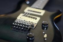 Six-stringed Electric Guitar I...