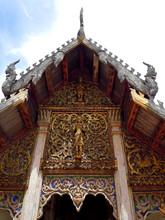 Wat Phra That Lampang Luang Bangkok In Thailand - BKK