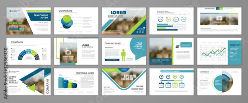 Corporate slideshow templates - 325865130