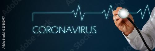 Photo Coronavirus conceptual image