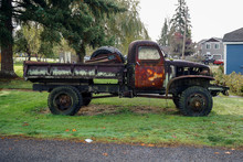 Dodge Power Wagon Dump