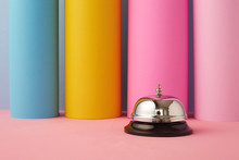 Bell Service With Colorful Paper