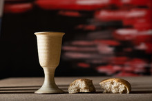 Still Life With Chalice Of Win...