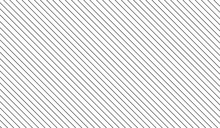 Simple Slanting Lines Pattern Background. Vector Illustration