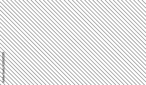 Simple slanting lines pattern background. Vector illustration Fototapeta
