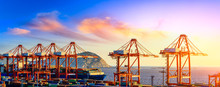 Industrial Container Freight P...
